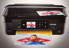 Epson XP-420 EDIBLE PRINTER BUNDLE WITH 4 EDIBLE INKS & 12 Wafer sheets