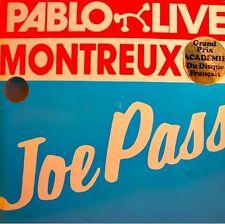 JOE PASS Montreux 77 LP Pablo live - blues for yano-san/wait till you see her EX