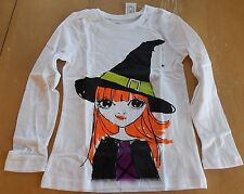 Children's Place Girl's Halloween Witch T-Shirt Size M (7/8)