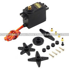 4PCS RC Servo MG995 Metal Gear High Speed Torque Airplane Helicopter Car Boat UK