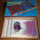 1978 Vintage SPEARS WEAVING LOOM Size 1 BOXED some yarn / wool Collectable Rare