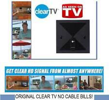 Clear TV HD Digital Antenna - As Seen on TV - No More Cable Bills Genuine New