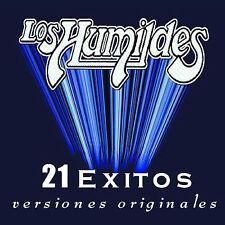 HUMILDES,LOS-21 EXITOS VERSION OR CD NEW