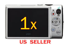 1x Canon ELPH 330HS Camera LCD Screen Protector Guard Cover Film