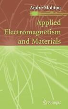 Applied Electromagnetism and Materials, Engineering, Electricity, Magnetism, Nan