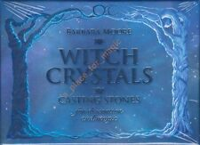 NEW Witch Crystals Casting Stones Cards Divination Barbara Moore