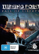 TURNING POINT Fall Of Liberty - PlayStation Game PS3