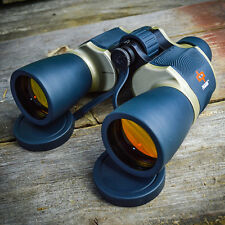 Day/Night 20x60 Outdoor Binoculars w/ Pouch Camping Hunting Army Perrini New