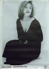 Gillian Anderson 25x36 Sexy Black Dress Poster X-Files