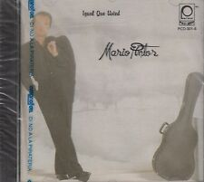 Mario Pintor Igual Que Usted CD New Sealed