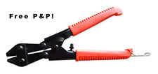 "HEAVY DUTY 8"" SML BOLT CUTTER STEEL WIRE/CABLE/MESH CROPPER CLIPPER CUTTING"