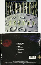 Existence - ´´ beings ´´ - RARE US Metal PRIVATE PRESS CD 1995