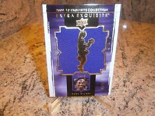 KOBE BRYANT 2009-10 UDA EXQUISITE MEGA RARE GAME USED JUMBO JERSEY CARD 26/50