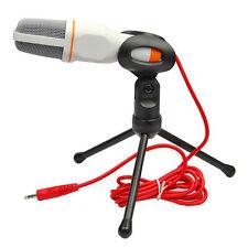 Professional Condenser Microphone Mic Audio Studio Sound Recording + Shock Mount
