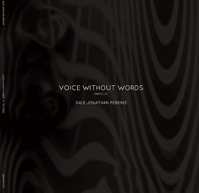 Voice Without Words Vinyl LP - Dale Jonathan Perkins - Ltd to 250 in White Vinyl
