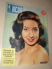 INCOM 1957/44=MARISA DEL FRATE=VITA PADRE PIO=MONTECCHIO MAGGIORE=POZZUOLI=
