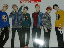 TEEN TOP K-POP POSTERS (12 different posters to choose from)