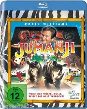 Jumanji [Blu-ray] Toller Fantasyfilm mit Robin Williams! * NEU & OVP *