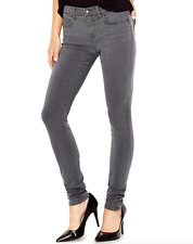 JOE'S JEANS Flawless #Hello Slim Skinny Jeans Pants in Aria Grey 25 $189 131