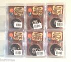 LOT OF 6 DUNCAN JEWELED TOURNAMENT WOOD YO YOS BRAND NEW IN BOX NIB MUST SEE