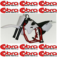 KING Cobra CX50 JR Parts | WHITE PLASTIC KIT | Cobra 50cc JR | TKCJ0002 W