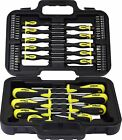 58 PC MECHANICS SCREWDRIVER & BIT SET PRECISION SLOTTED TORX PHILLIPS TOOL KIT