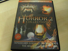 Kinder des Zorns 2 + Soulkeeper + The Willies + X-tro 2 / Doppel-DVD Collection