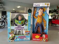 NEW 1995 BUZZ LIGHTYEAR TOY STORY Ultimate Talking Action Figure