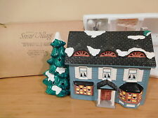 Dept 56 Snow Village - Springfield House - 1987