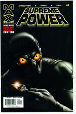 ♥♥♥♥ SUPREME POWER (VOL.1) • Issue 4 • MAX Comics