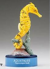 RARE Kaiyodo Aquarium Aquatales Yellow Sea Horse Seahorse Fish Figure