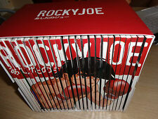 OPERA COMPLETA BOX COFANETTO 26 DVD ROCKY JOE DUE ANIME 126 EPISODI MANGA