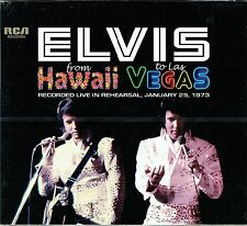 Elvis Presley - FROM HAWAII TO VEGAS  - FTD 112 New / Sealed CD