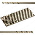 1.5mm HSS PRECISION TWIST DRILL BITS x 10 Micro/Small/Tiny/Mini/Hobby/Craft