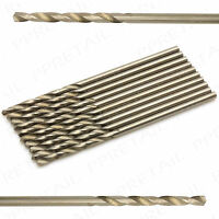 1.5mm HSS PRECISION TWIST DRILL BITS x 10 Micro/Small/Tiny/Mini/Hobby/Craft