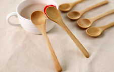 6 Piece Set Bamboo Utensil Kitchen Wooden Cooking Tools Spoon Spatula Mixing A