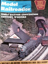 Model Railroader October 1975 - NMRA Dayton convention - Tr.21