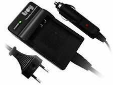 compact charger for Panasonic HX-WA3, HX-WA20, HX-WA30, VW-VBX090