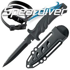 SPEARFISHING KNIFE Speardiver Seax diving dive riffe terminator