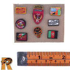 Marine Raiders - Patches Set - 1/6 Scale - Soldier Story Action Figures