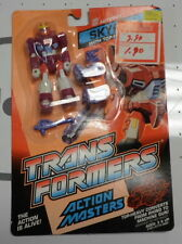 SALE!! - G1 Transformers ACTION MASTER SKYFALL Action Figure - ON CARD MOSC