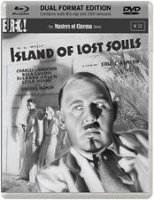 ISLAND OF LOST SOULS - DVD - REGION 2 UK