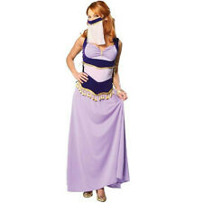 Cinema Secrets Sexy Jasmine Purple Harem Dancer Adult Costume Size XS 2-4