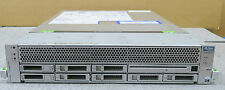 Sun Sunfire X4450 2x QUAD-CORE XEON X7350 2.93Ghz 64GB Ram Rack Server Fire