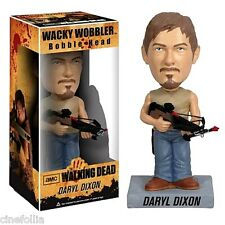 Bobble-head Daryl Dixon The Walking Dead ufficiale serie tv by Funko Nuovo