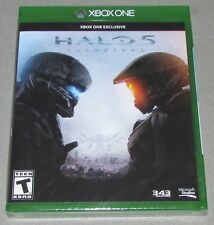 Halo 5: Guardians for Xbox One Brand New! Factory Sealed!