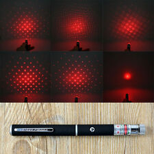 RED Laser Pointer Pen with Disco Light High Beam
