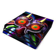 Skin Decal Cover Sticker for Sony PS4 Pro - Zelda Majora's Mask