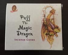 One 10-Cone Box Puff the Magic Dragon Incense Cones!
