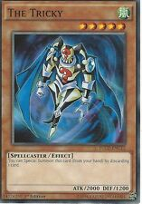 YU-GI-OH: THE TRICKY - YGLD-ENC12- 1st EDITION